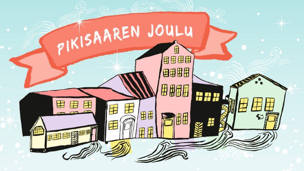 Pikisaaren joulu 2017