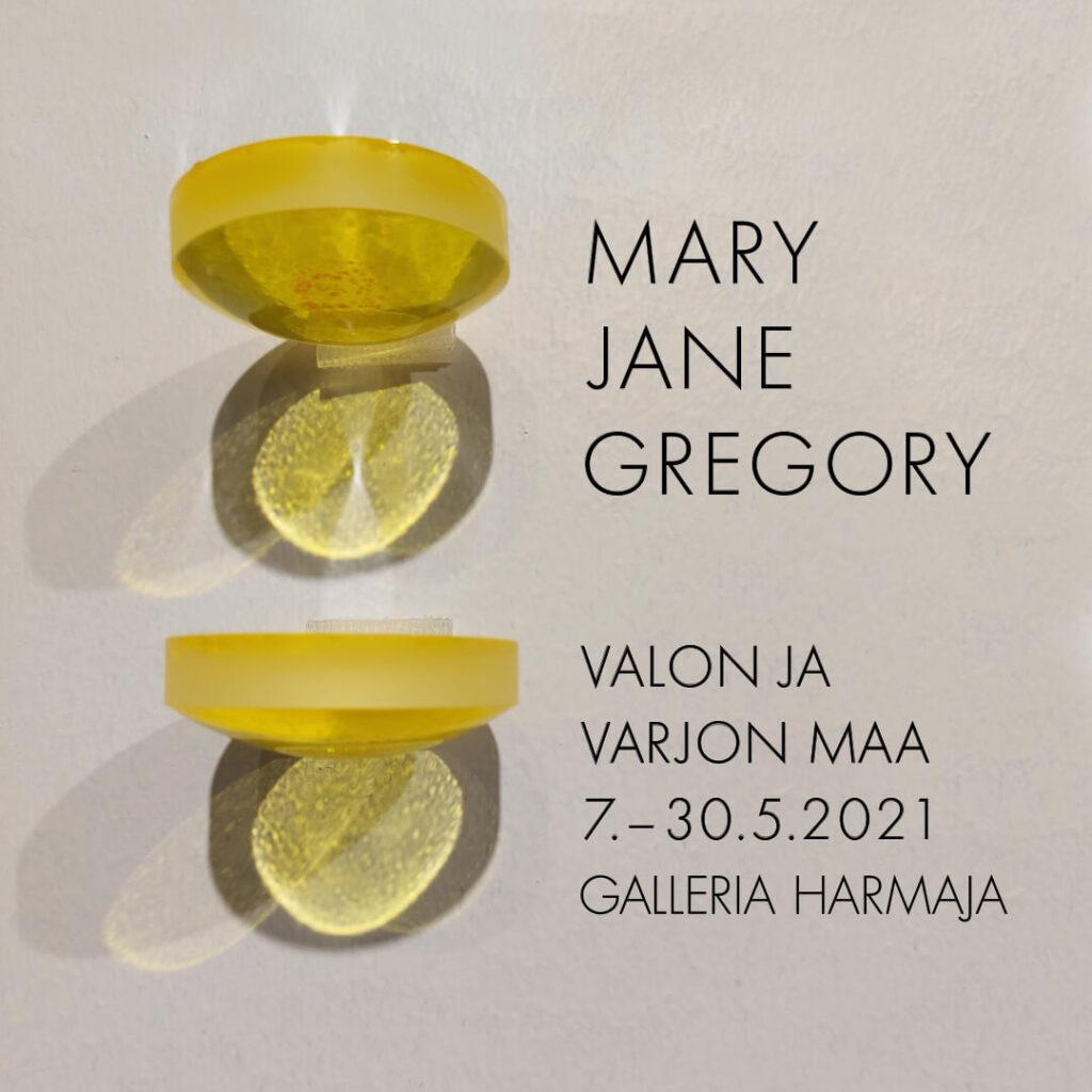 Mary Jane Gregory: Valon ja varjon maa