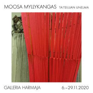 Moosa Myllykangas: Taiteilijan unelma