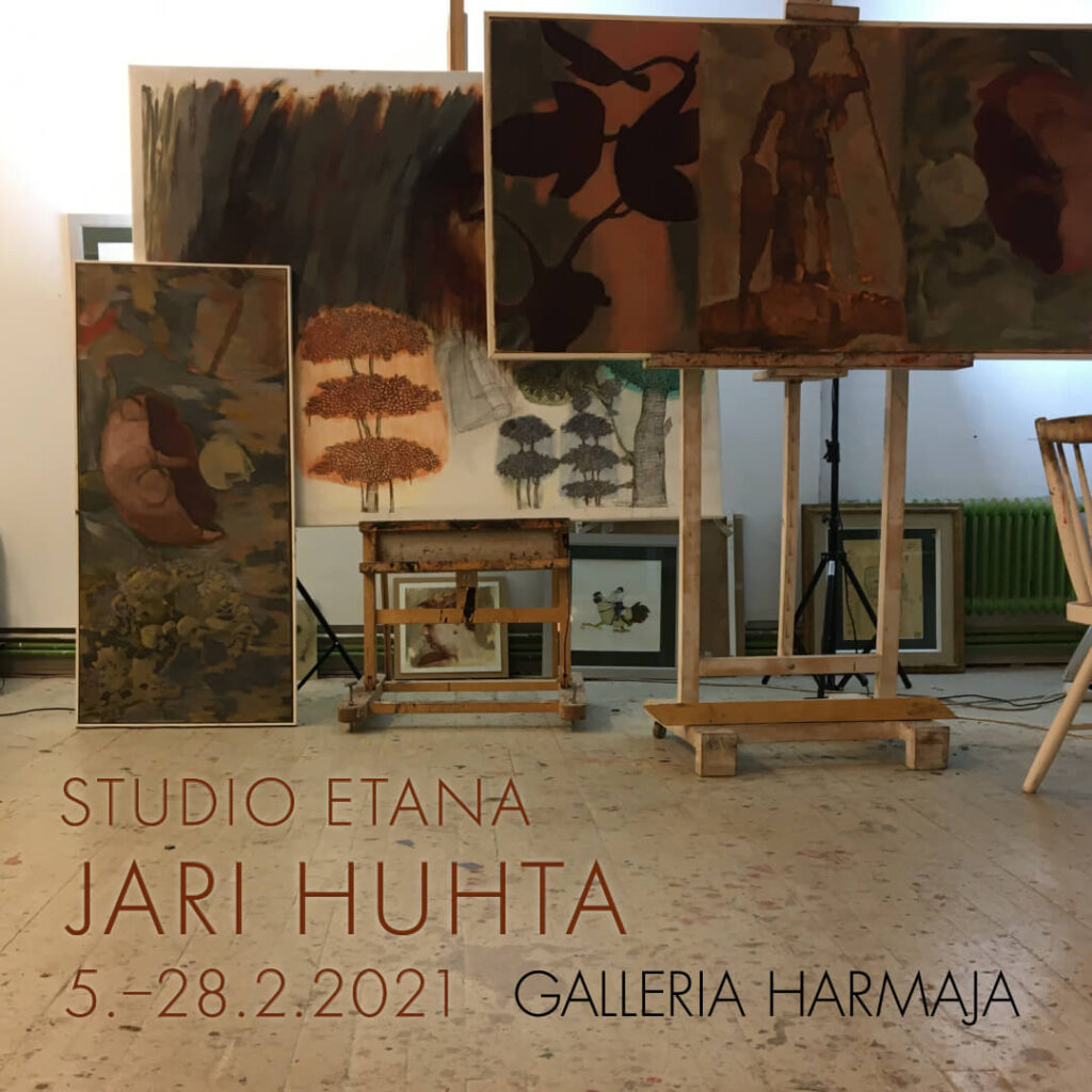 Jari Huhta: Studio etana.