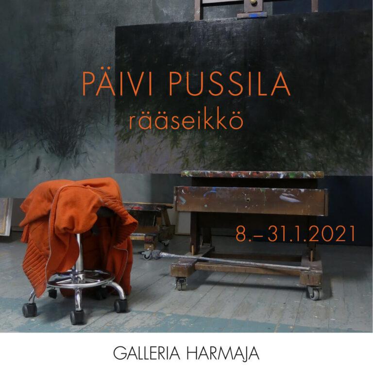 Päivi Pussila: rääseikkö.