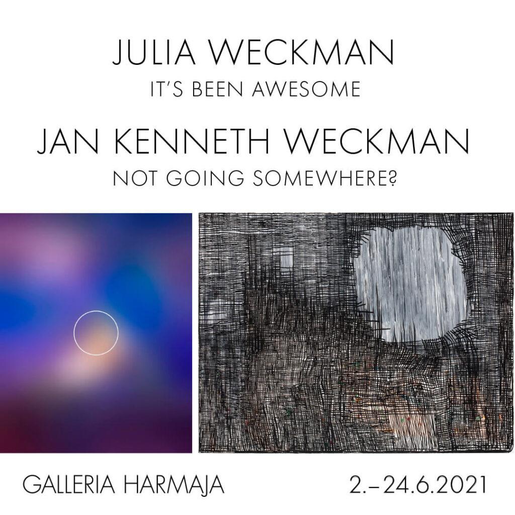Julia & Jan Kenneth Weckman
